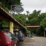La Posada - closest hotel to the national park, literally right at the entrance/exit