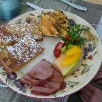 """""""Sample"""" de petit déjeuner"""