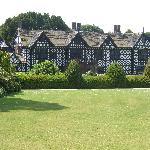 Speke Hall Tudor House/Gardens.