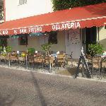 Bar/Cafe/Snackbar aussen