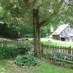 The Miller Homestead barn