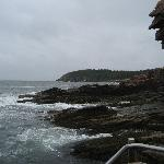 A look from Thunder Hole at Acadia National Park