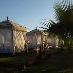 Sultan huts