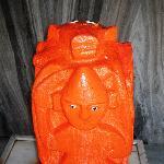 Panch Mukhi Hanuman at Nani Daman market