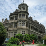The earstwhile Viceregal Lodge- now IIAS