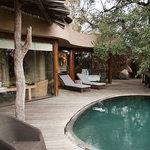 Photo de Singita Boulders Lodge