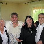 nos 45ans de mariage avec nos 2Amours