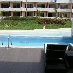 Infiniti-Pool in den neuen Suites