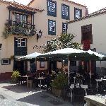 La Placeta, Santa cruz de La Palma