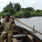 Ranganathittu - Boatman