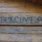 nombre de nuestra cabaña