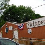 skipper's front