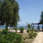 Kavos beach