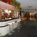 bar et salle de spectacle