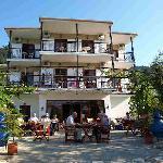 Hotel George  Golden beach Thasos