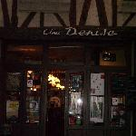 Outside Chez Denise Paris