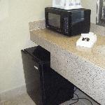 TV et micro onde