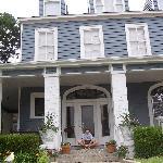 Hudspeth House