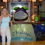 O'Malley's Shark & Hot Chick