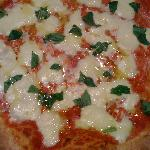 There Margherita Pizza is fantastic!