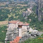 monastery Roussanou