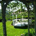 Gazebo - for outdoor weddings