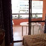 bedroom and balcony buena vista