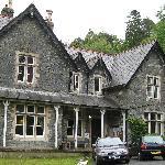 Bryn Gwynant hostel (main building), June, 2009