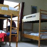 10 share female dorm, main building, Bryn Gwynant hostel, June, 2009