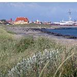 Skagen, Beach,  just outside town