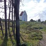 Skagen, Den tilsandede kirke, (the church buried in sand)