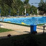 the pool - large and clean