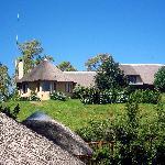 The reception lodge
