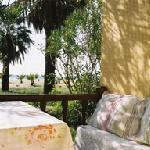 Zimmer Terrassse mit Meerblick