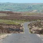 drive through the Yorkshire Moors