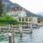 Hotel Terrasse Am See Foto