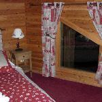 chambre confortable!