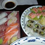 Great sushi!!