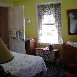 The room I stayed in