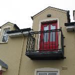 Balcony of Cottage