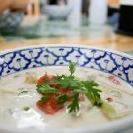 Tom Kha Gai (Spicy Chicken Soup)