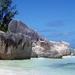 isola di La Digue-Seychelles