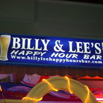Billy and Lee's Happy Hour Bar
