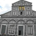 san minioto church, florence