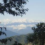 Kangchenjunga Massif from Kalimpong