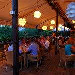 Budapest, Manna restaurant