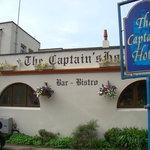 Captain's Hotel Exterior