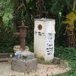 water pump donated by sojourn