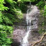 Break your neck waterfall