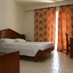 Apartment 810 - bedroom